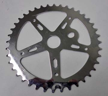 40T Standard Bicycle Sprocket