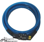 Cable Lock BLUE