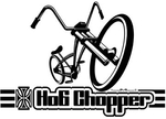 Hog Chopper Logo Sticker