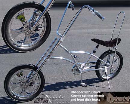 "40"" highback suspension sissybar, 20""x38""apehanger handlebars ..."