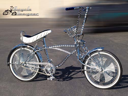 Spin Twister Lowrider Bicycle