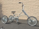 Chopper Trike Slow Low