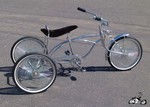 SuperWheel Lowrider Trike Parts
