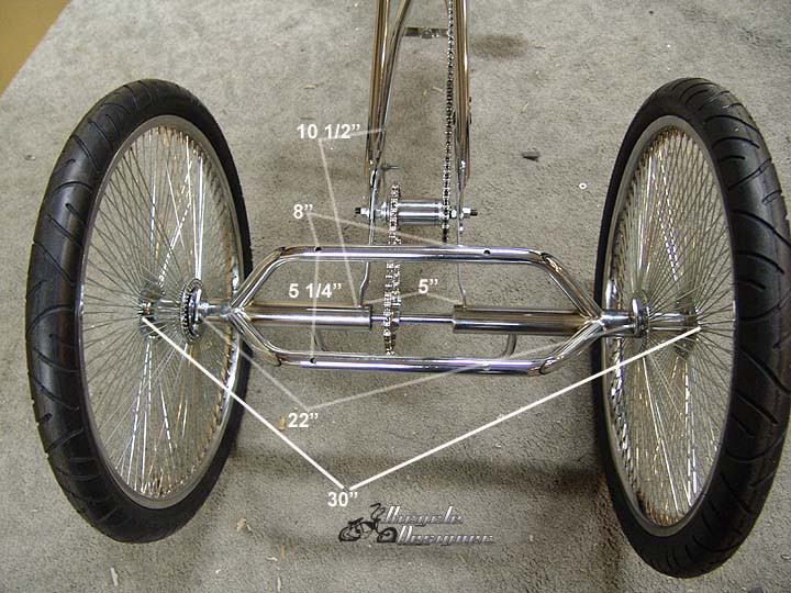 Bikes To Trikes Conversion Kits Trike Conversion Kit with