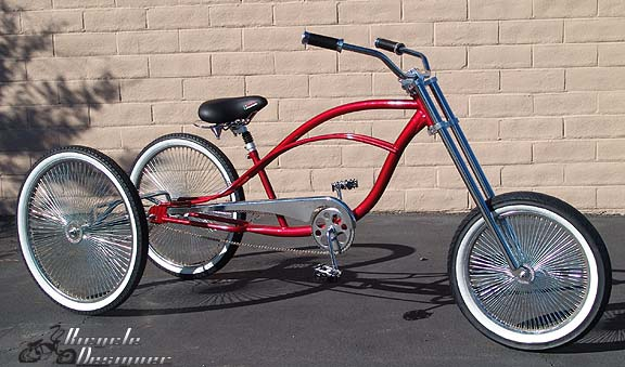 Hollow Hub Trike Conversion Kit