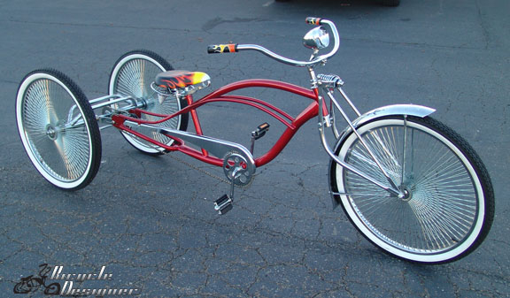 Hollow Hub Trike Conversion Kit