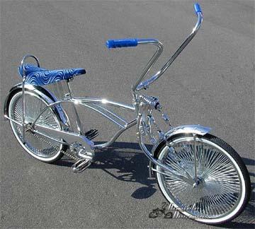 Lowrider Bike Superwheel
