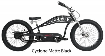Cyclone Electric Stretch Cruiser