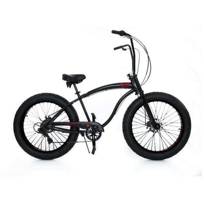 Micargi Slugo SS Fat Tire Disc Brake Men's Bicycle