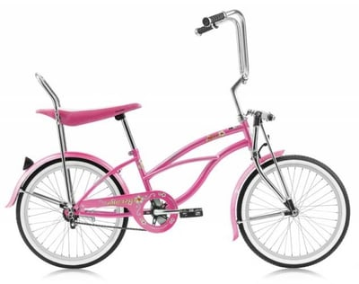 Girl Lowrider Pink