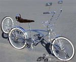 LovelyLowrider Deluxe - Chrome