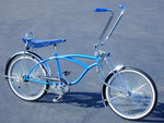 LovelyLowrider SuperWheel - Blue
