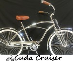 Cuda Cruiser Bicycle