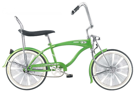 "F4 Lowrider Bicycle 20"" by Micargi"