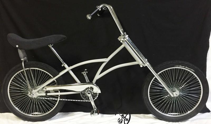 Mens Fat Tire Chopper Bicycle