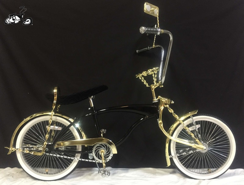 Original Lovely Lowrider Cruz Bicycle
