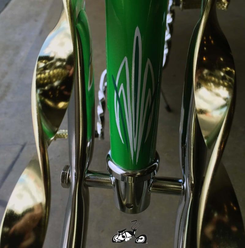 Zesty Lowrider Pin Stripe Bike