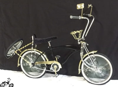 Magnum Deluxe Lowrider Bike - Includes International Shipping