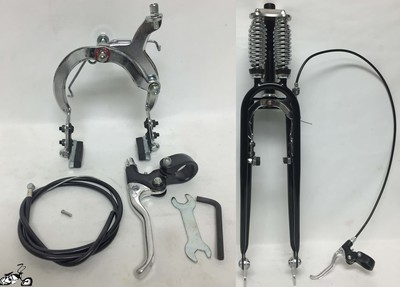 Front Brake For Cuda Springer Fork
