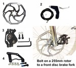 Monster Disc Brake Kit - Front
