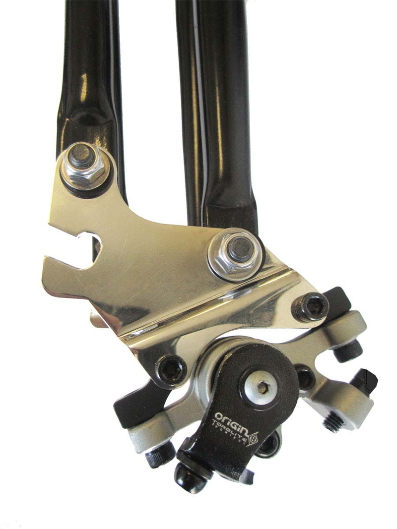 Monark Ii Double Springer Fork Disc Brake Adapter