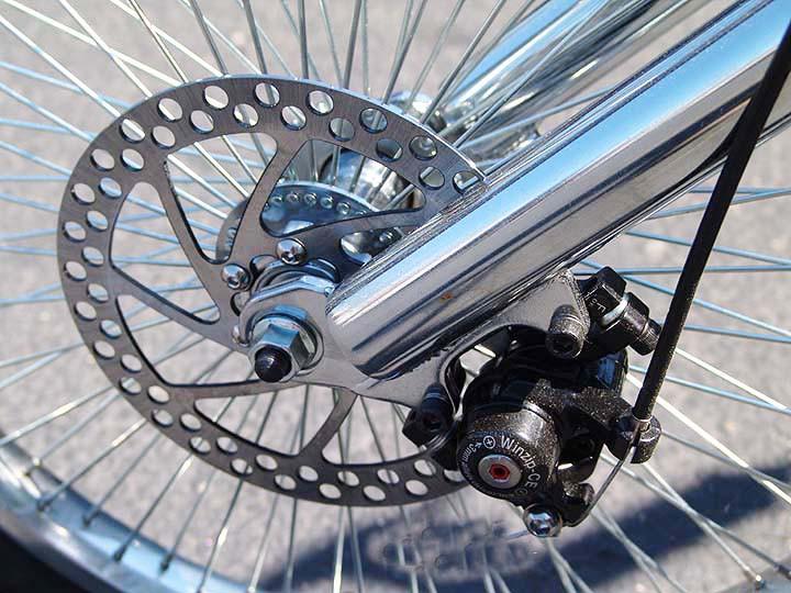 Professional MTB Bicycle Front Rear Disc Brake For Mountain Bike Disc BrakePT