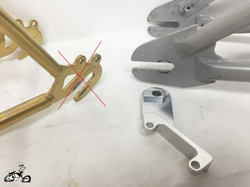 Convert Your Bicycle S Rear Wheel To Disc Brake