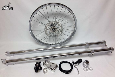 Chopper Fork Disc Brake Combo 20/36