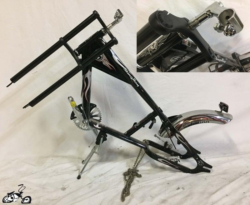 Micargi Slugo Chopper Bicycle Fork Fits 26 Quot X4 Quot Tires 1 1 8