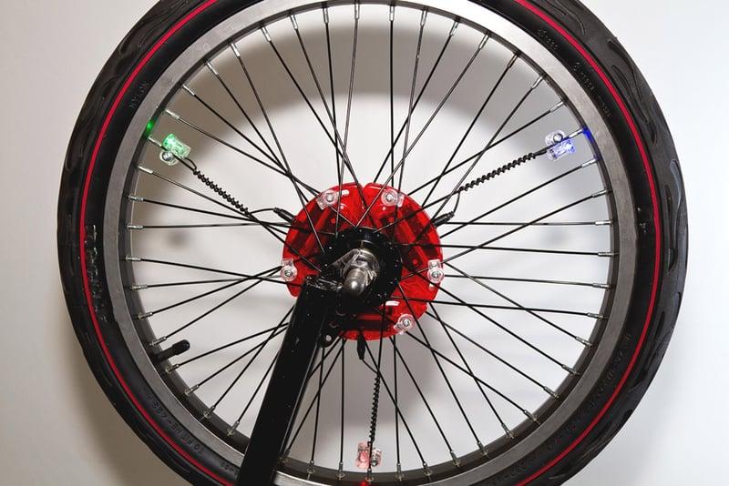 Lowrider Bike Led Ultra Bright Wheel Lights