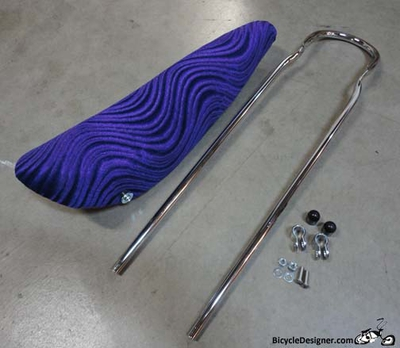 Lowrider Bike Banana Seat Kit