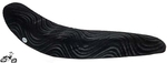 "26"" Bicycle Banana Seat Veloure BLACK"
