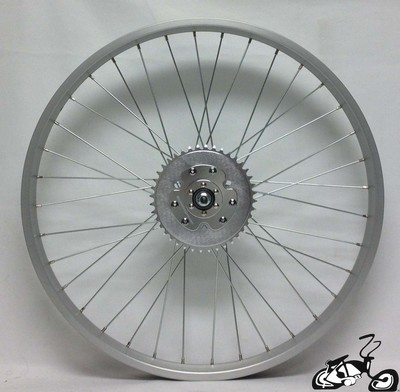 "Rear Motorized Wheel 26"" 36 Spoke"