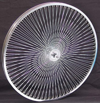 "26"" 140 Free Wheel CHROME"
