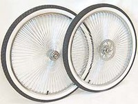 Bicycle Wheel Sets For Cruisers Choppers Lowriders Trikes
