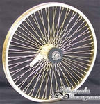 "20"" 68 Coaster Wheel GOLD"