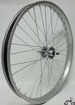 "Flip Flop Disc Brake Wheel - 26"" 36 Spoke Heavy Duty"