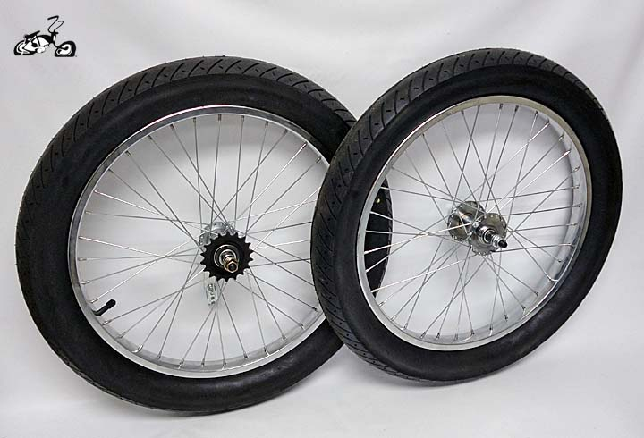 Fat Tire Bicycle Wheels