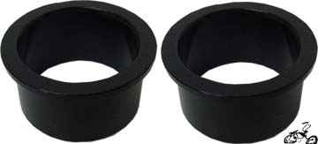"Frame Head Tube Reducer Shims 1 1/8"" to 1"""