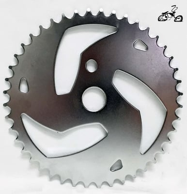 44 Tooth Sprocket Blade CHROME