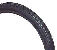 "16"" X 1.75"" Bicycle Tires ALL BLACK"