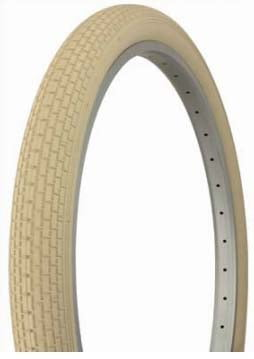 "Tire 26"" x 2.125"" Brick Cream"