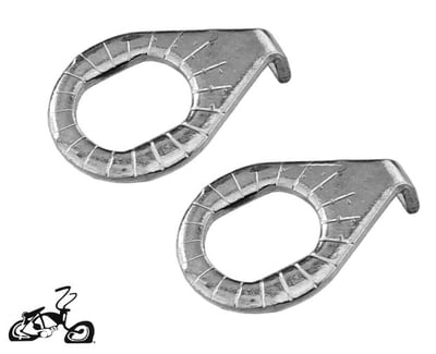 Lock Washers For Bicycle Fork