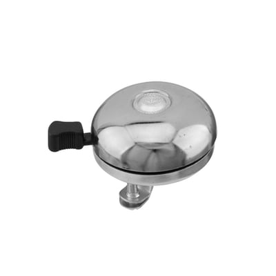 Crown Bicycle Bell 802B Chrome