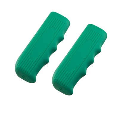Fat Bicycle Grips SOLID GREEN