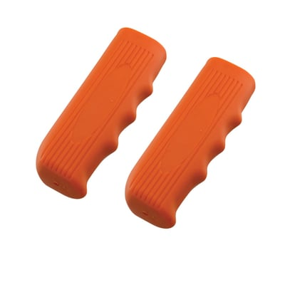 Fat Bicycle Grips SOLID ORANGE