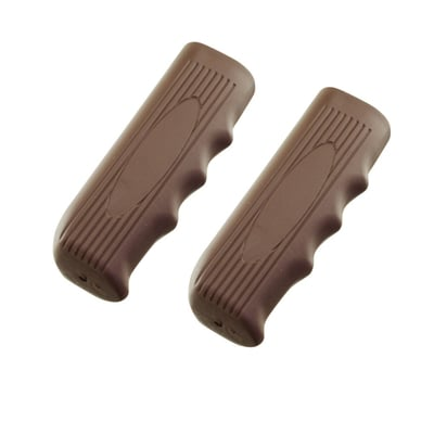 Fat Bicycle Grips SOLID BROWN