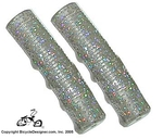 Bicycle Grips SPARKLE CLEAR