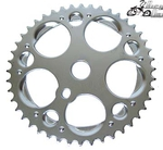 44 Tooth Sprocket Shredder CHROME