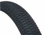 "20""x 1.75"" Street Grip Bicycle Tires ALL BLACK"